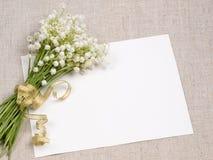 Card For Congratulation Stock Photos
