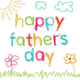 Card For Father S Day Stock Photos
