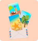 Postcard Stock Photo