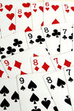 Card gambling Royalty Free Stock Photography