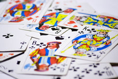 Free Card Game Stock Images - 12897454