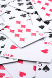 Card games Stock Images