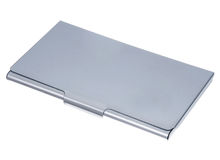 Card holder Royalty Free Stock Photo