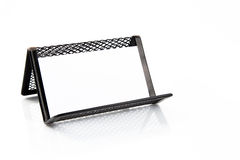 Card holder Stock Photography