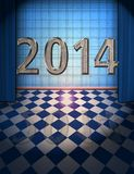 2014 card Stock Image
