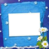 Card for invitation or congratulation Royalty Free Stock Photos