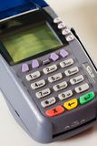 Card machine Stock Image