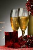 card new year Στοκ φωτογραφίες με δικαίωμα ελεύθερης χρήσης