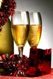 card new year Στοκ εικόνα με δικαίωμα ελεύθερης χρήσης