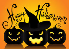 Free Card Of Halloween Stock Photos - 47824203