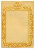 Card Royalty Free Stock Photos