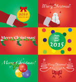 Card pack set Stock Photography