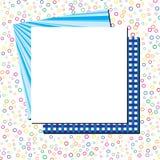 Card, part 1 Stock Photos