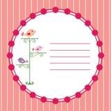 Card pattern Royalty Free Stock Photo
