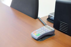 Card reader Royalty Free Stock Images