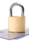 Card security Royalty Free Stock Photos
