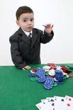 Card Shark Royalty Free Stock Photos
