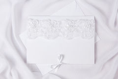 Card for text wedding theme Stock Photography