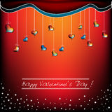 Card for Valentine's Day Stock Photo