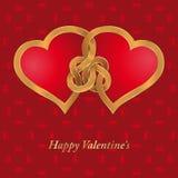 card valentinen för dag s Arkivbilder