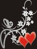 card valentinen för dag s Royaltyfri Bild