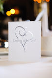 Card Wedding Royalty Free Stock Photos