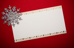 Card for your message Royalty Free Stock Images