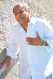 Cardíaco de ataque Foto de Stock Royalty Free