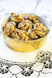 Cardamom Buns Royalty Free Stock Photography