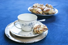 Cardamom Buns Royalty Free Stock Images
