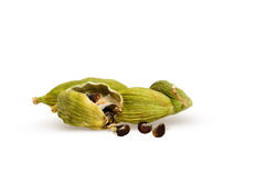Cardamom pods Royalty Free Stock Photography