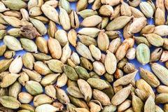 Cardamom pods Stock Photo