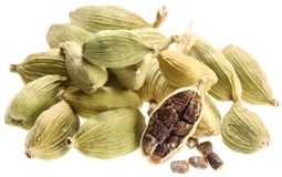 Cardamom seed. Stock Photography