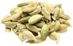 Cardamom seeds. Stock Photography