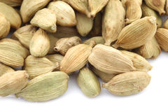 Cardamom seeds Royalty Free Stock Image
