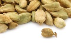 Cardamom seeds Royalty Free Stock Photos
