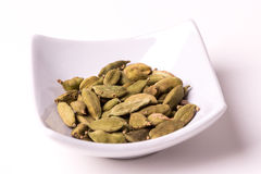 Cardamom seeds Royalty Free Stock Photography