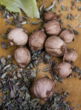 Cardamome Image stock
