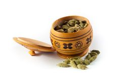 Cardamome Images stock