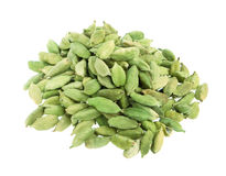 Cardamoms Isolated Stock Photos