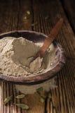 Cardamon Powder Stock Image