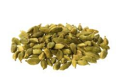 Free Cardamon Seeds Isolated Stock Photo - 6061540