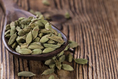Cardamon Seeds Stock Photos
