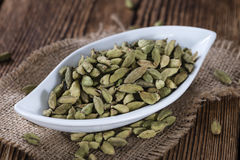 Cardamon Seeds Stock Images