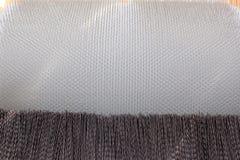 Cardatrice del tamburo della lana immagini stock libere da diritti