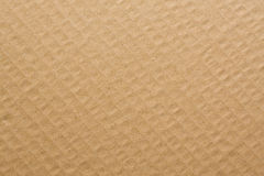 Cardboard background textured Stock Photo