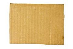 Cardboard Royalty Free Stock Image