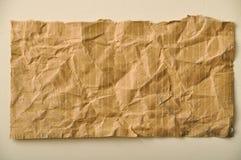 Cardboard Stock Image