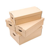 Cardboard Stock Images