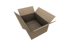 Cardboard Royalty Free Stock Image